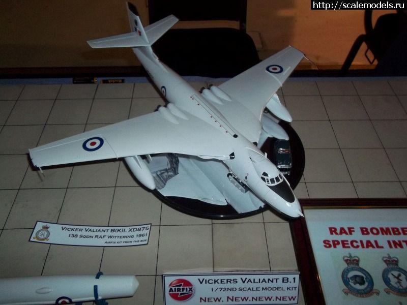 Новинка Airfix: 1/72 Vickers Valiant BK.Mk.1 Закрыть окно