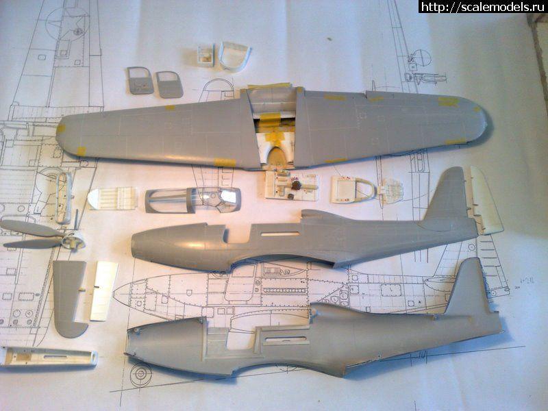 Новинка от HpH: 1/32 Bell P-63 Kingcobra Закрыть окно