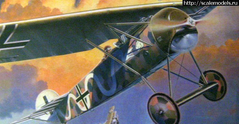 Мини ГБ по самолету Fokker E.V/D.VIII Закрыть окно