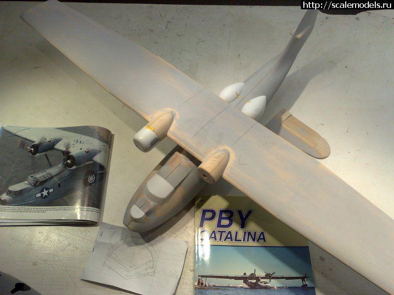 Новинка HpH Models: 1/32 PBY-5A Catalina Закрыть окно