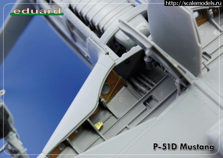 Новинки Eduard: наборы травления для 1/32 Tamiya P-51D Mustang Закрыть окно