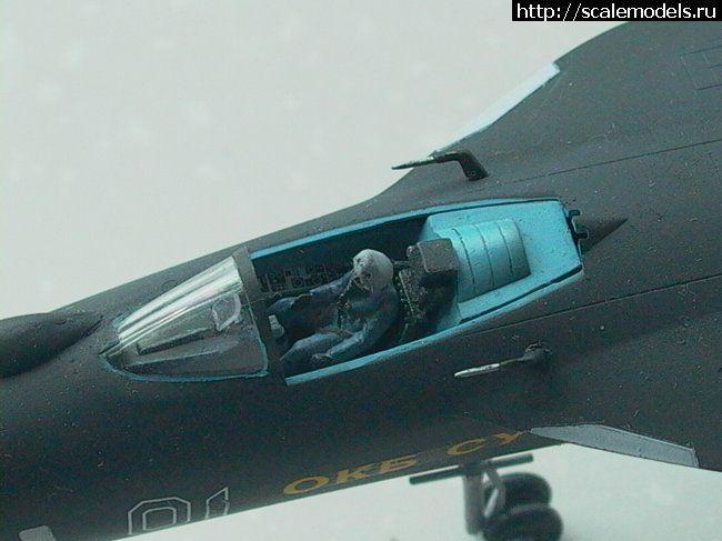 """#608223/ Су-47 """"Звезда"""" 1/72 (Sergio105/Большой_Phantome) Закрыть окно"""