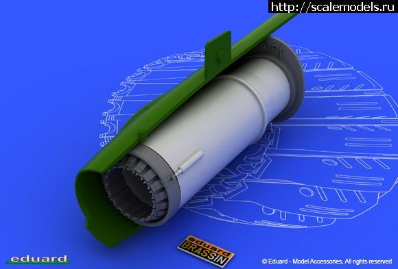 Новинки Eduard: наборы для деталировки МиГ-21Бис в масштабе 1/48 Закрыть окно