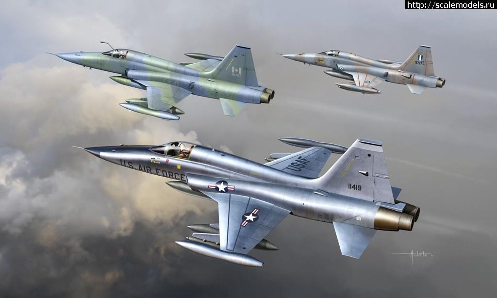#611000/ Новинки Kinetic: 1/48 RNF-5A, F-5A, C...(#3586) - обсуждение Закрыть окно