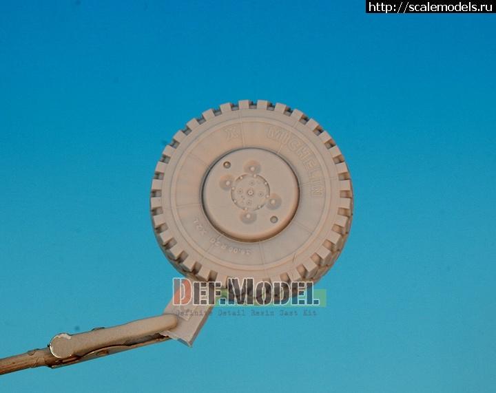 Новинка DEF Model: 1/35 U.S M1070 & M1000 HETS Sagged Wheel set Закрыть окно