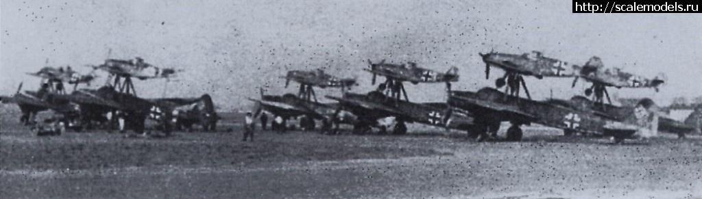 Просмотр картинки : #619352/ Focke-Wulf TA-154 Mistel 1/48 ... Dragon
