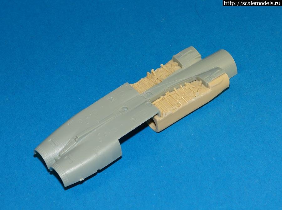 Новинка от НеОмеги: 1/72 воздухозаборники на F-18C Закрыть окно