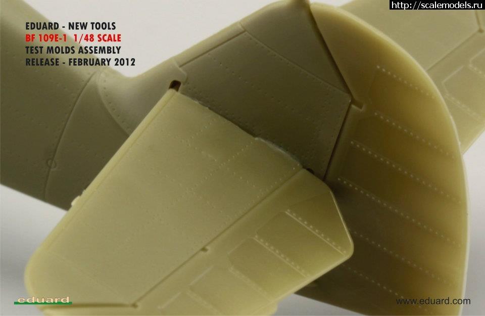 Новинка Eduard: 1/48 Bf 109E-1 ProfiPACK Закрыть окно
