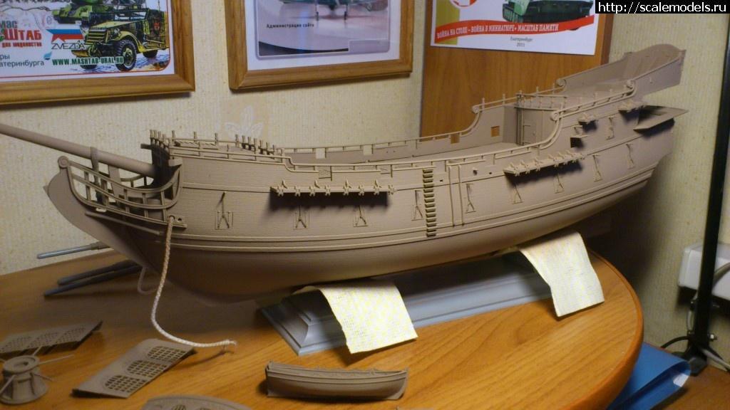 Модель корабля своими руками черная жемчужина 93