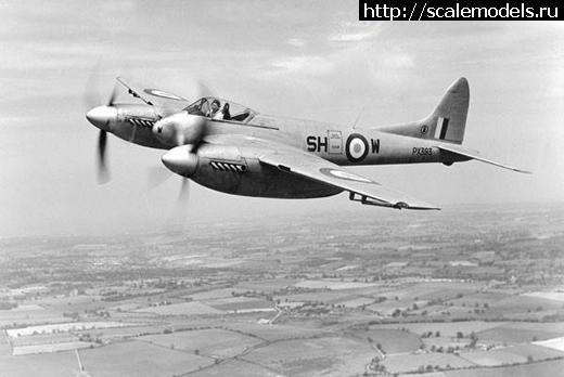 Анонс от HpH Models: 1/32 DH-103 Hornet Закрыть окно