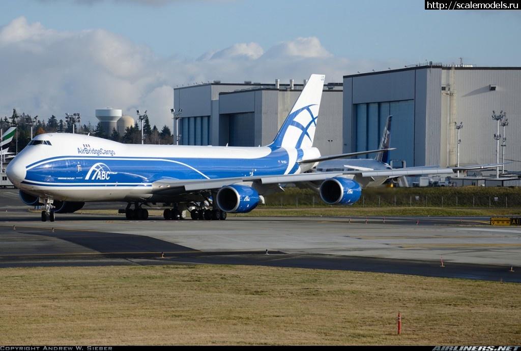 #639973/ Новинка Звезда: Боинг 747-8 1/144(#4264) - обсуждение Закрыть окно