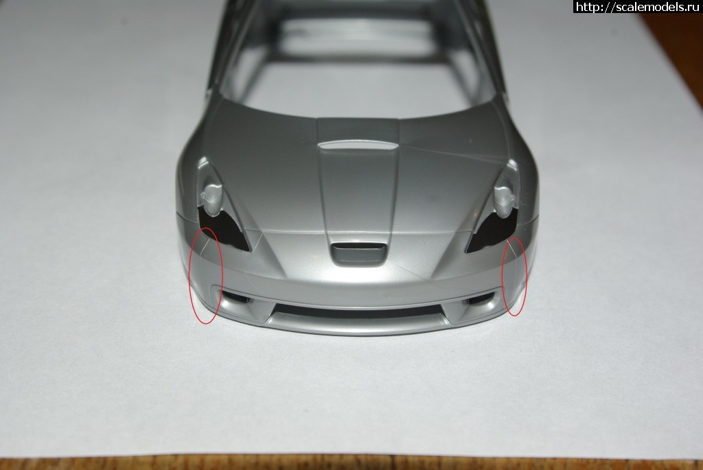 #642626/ Toyota Celica 1:24 Tamiya (Mixanoid/Bogdan) Закрыть окно