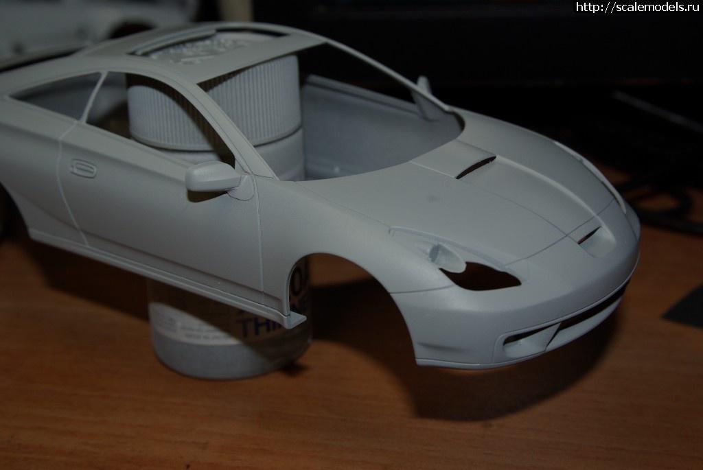 #644837/ Toyota Celica 1:24 Tamiya (Mixanoid/Bogdan) Закрыть окно