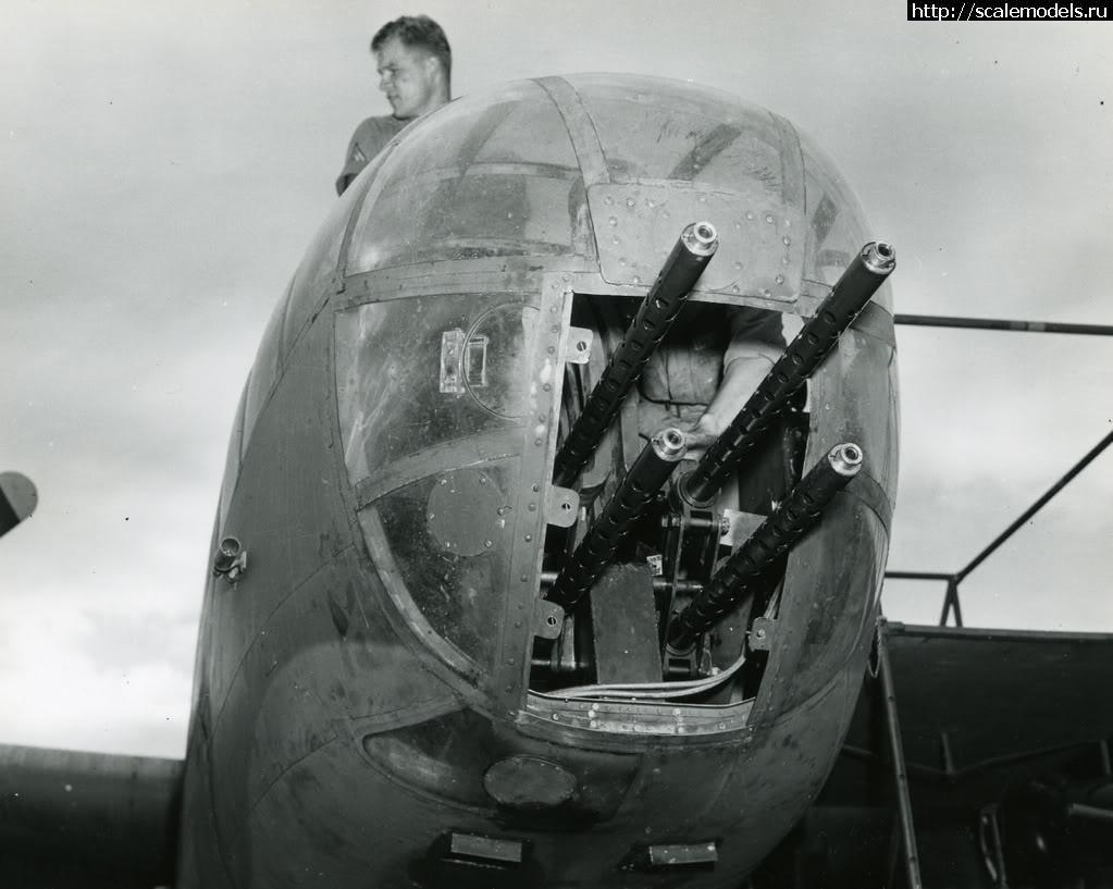 "#646094/ ""The Gay Mare"" B-25D-1 Mitchell (Italeri, 1:48) Закрыть окно"