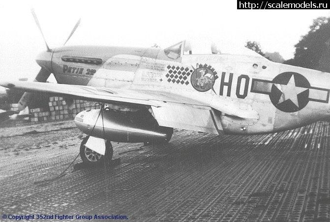 Mustang P-51D от Tamiya 1/72 (Lastline_ozz / AleksGRI) Закрыть окно