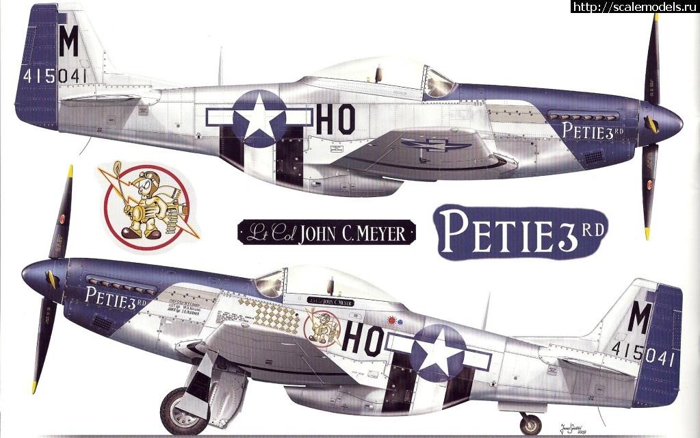 #661150/ Mustang P-51D от Tamiya 1/72 (Lastline_ozz / AleksGRI) Закрыть окно