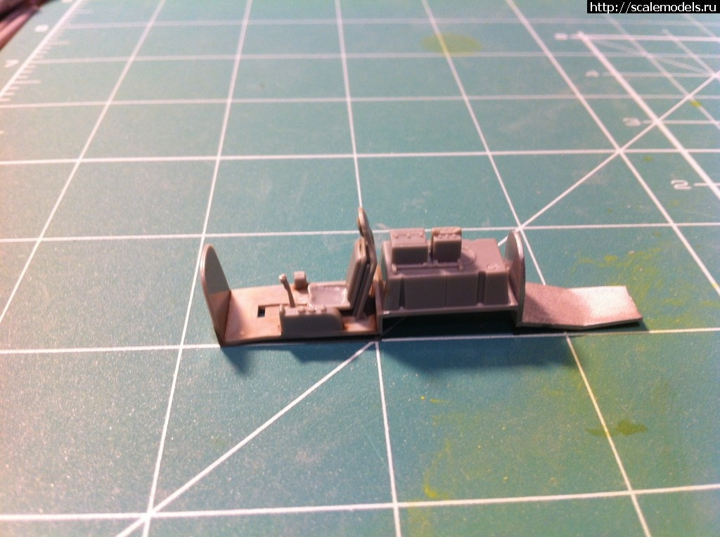 #661897/ Mustang P-51D от Tamiya 1/72 (Lastline_ozz / AleksGRI) Закрыть окно
