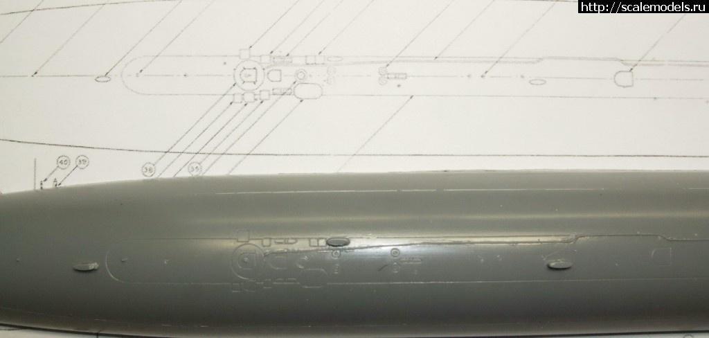 Обзор Микро-Мир 1/350 SSN-637 Sturgeon/ Обзор Микро-Мир 1/350 SSN-637 Sturgeon(#5065) - обсуждение Закрыть окно