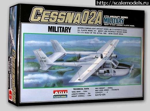 #663976/ Testors 1/48 Cessna O-2A Skymaster - ...(#5079) - обсуждение Закрыть окно