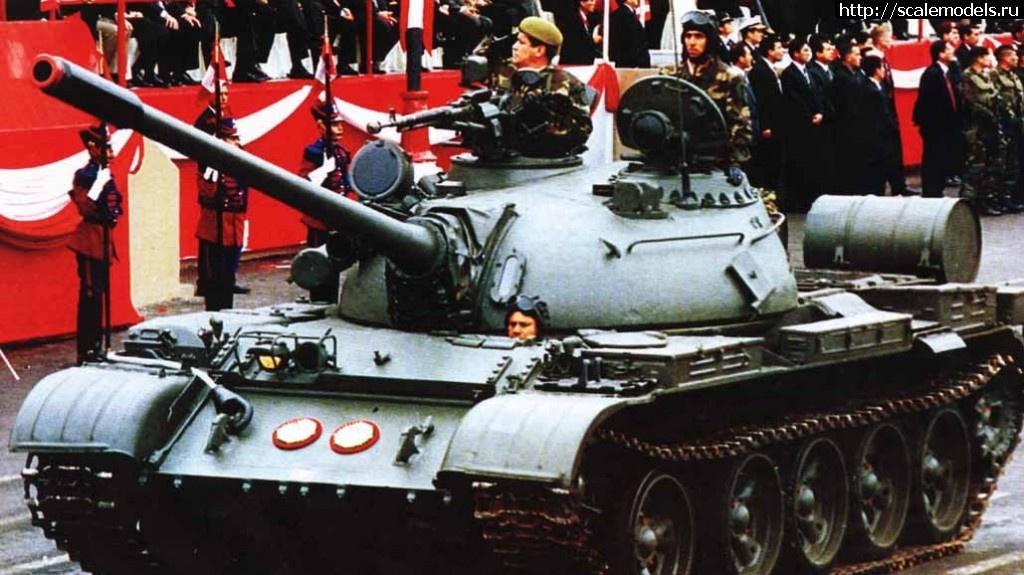 #665095/ Tamiya 1/35 T-55A - К параду готов!(#5102) - обсуждение Закрыть окно