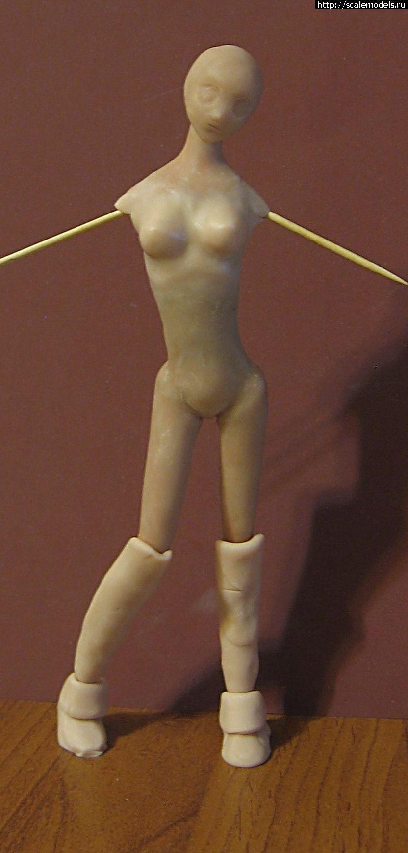 Мини статуэтки своими руками