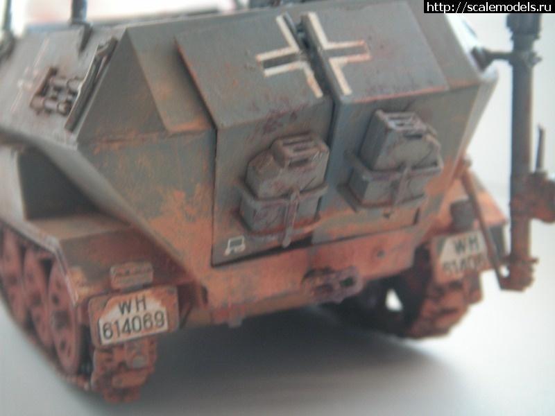 Как сделать ржавый танк
