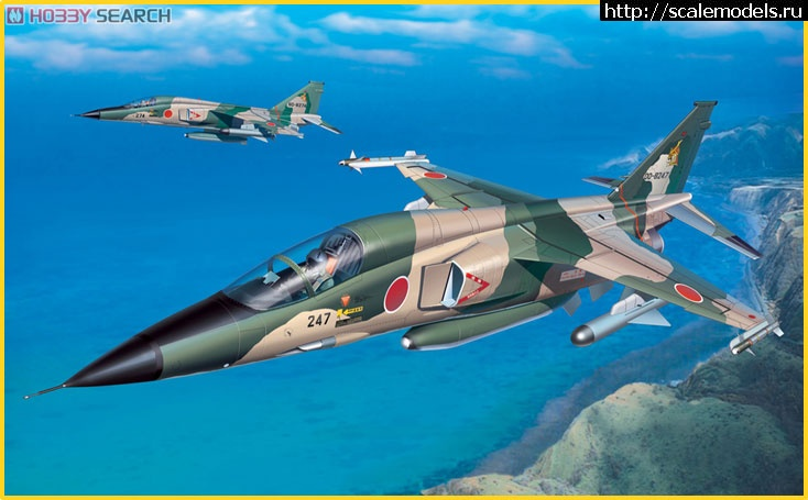 Новинка Platz: 1/72 JASDF F-1 Закрыть окно