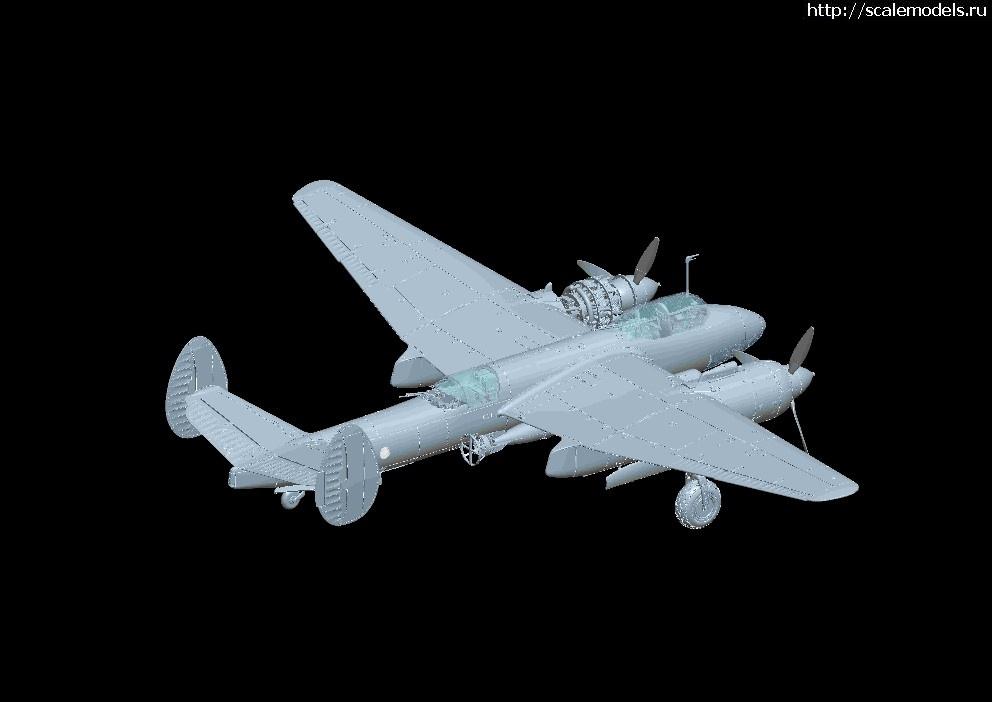 Анонс Xuntong Model 1/48 Ту-2 Закрыть окно