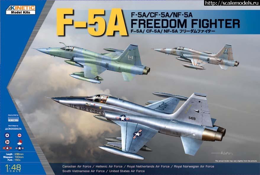 #689817/ Новинки Kinetic: 1/48 RNF-5A, F-5A, C...(#3586) - обсуждение Закрыть окно