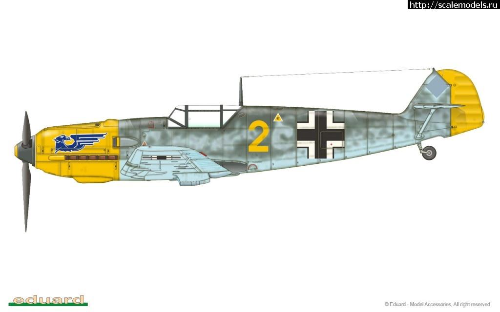 BF 109E-1 1/48 Eduard (dantist/Вячеслав_Демченко/) Закрыть окно