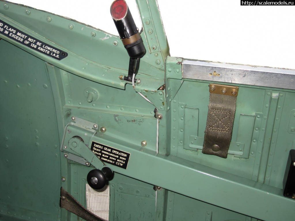 Walkaround Supermarine Spitfire LF Mk...(#3451) - обсуждение Закрыть окно