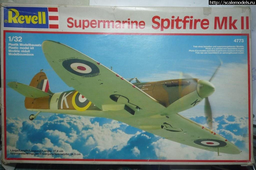 Spitfire Mk.I (Revell) - Freeman Закрыть окно