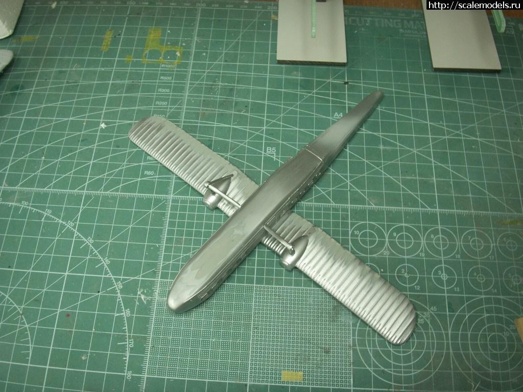 #727031/ Handley Page 42 Airfix 1:144 - Всё, устал! Готово Закрыть окно