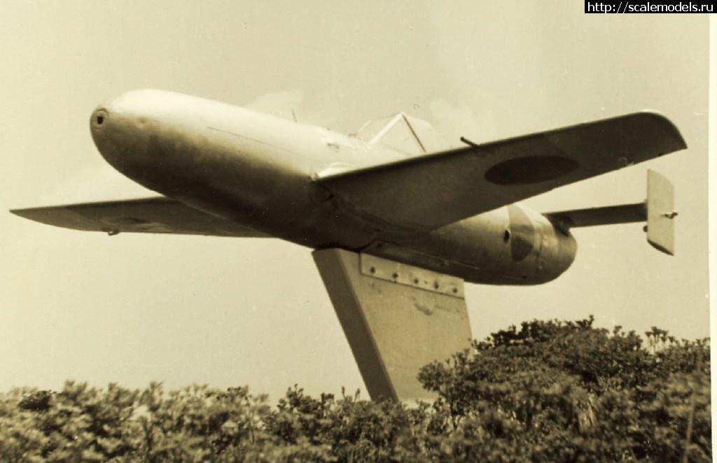 #740564/ Yokusuka MXY-7 (Ока) - Ракета-самолет камикадзе Закрыть окно