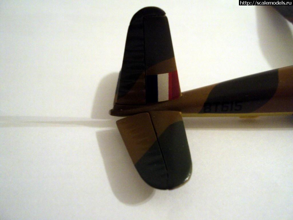 #755310/ GAL.48 Hotspur Mk.II 1:72 (Novo/Frog) - ГОТОВО Закрыть окно