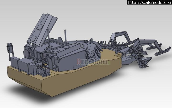 Анонс от Def.Model: 1/35 конверсия M1 Assault Breacher Vehicle Закрыть окно