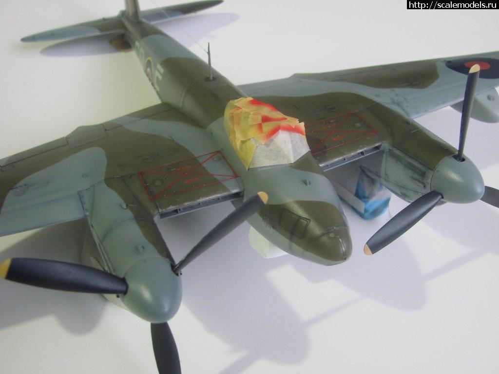 #755930/ Tamiya 1/48 DH Mosquito Mk IX - ГОТОВО! Закрыть окно