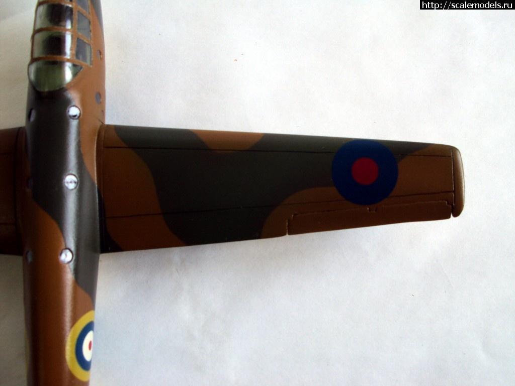 #756500/ GAL.48 Hotspur Mk.II 1:72 (Novo/Frog) - ГОТОВО Закрыть окно