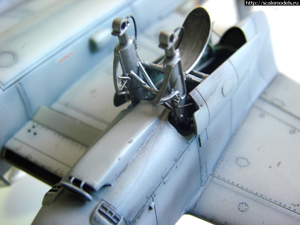 #757445/ Tamiya 1/48 DH Mosquito Mk IX - ГОТОВО! Закрыть окно