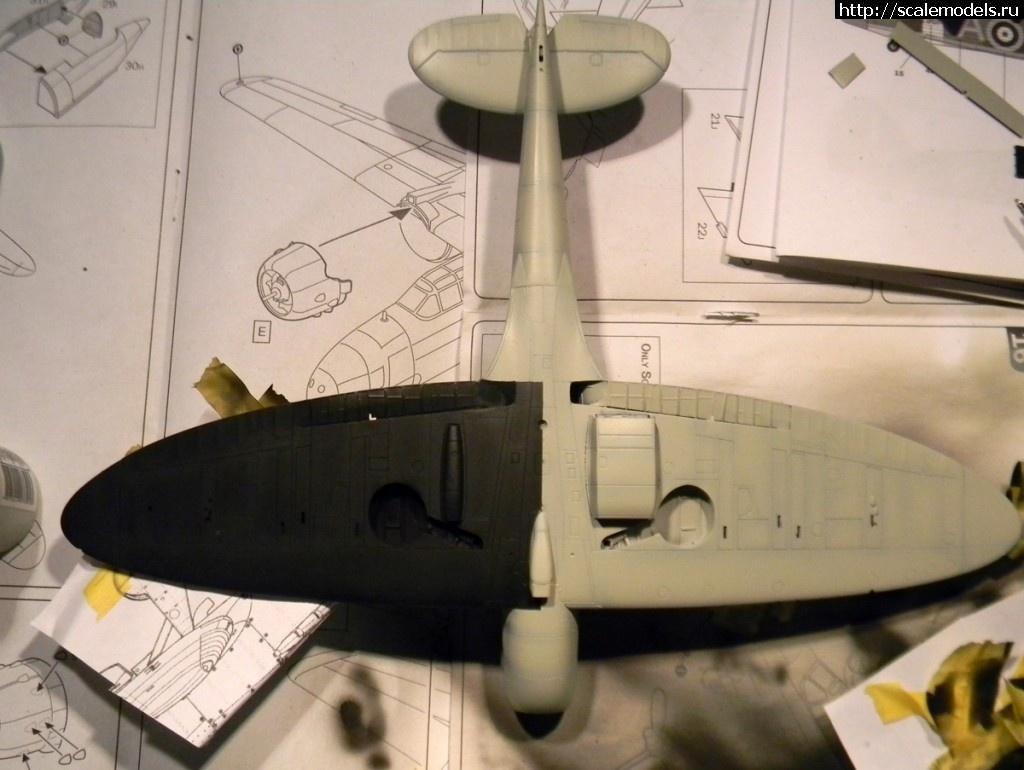 #765335/ Spitfire Mk.1 1/48 Tamiya ГОТОВО Закрыть окно