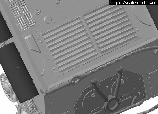 3D рендеры Звезда 1/72 ИС-2 Закрыть окно