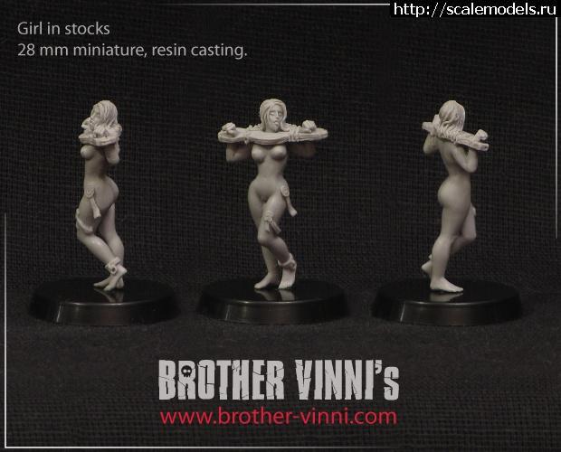 Анонс Brother Vinni 28мм Рабыня  Закрыть окно