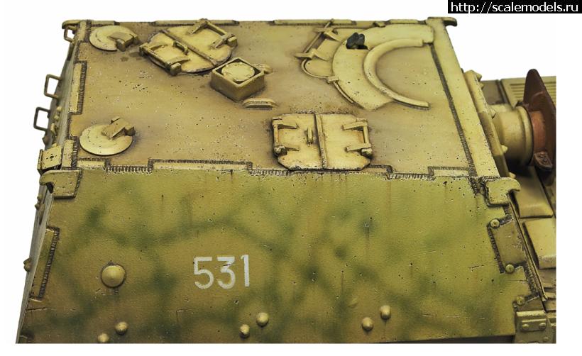 #805791/ Ferdinand Sd.Kfz.184 1/35 от ''ЗВЕЗДА'' (Rit.aux/Zhevnerov) Закрыть окно