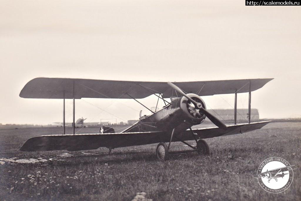 Красные 1:72 Sopwith Sttrutter A/1527 12-й истротряд 1919 г. Закрыть окно
