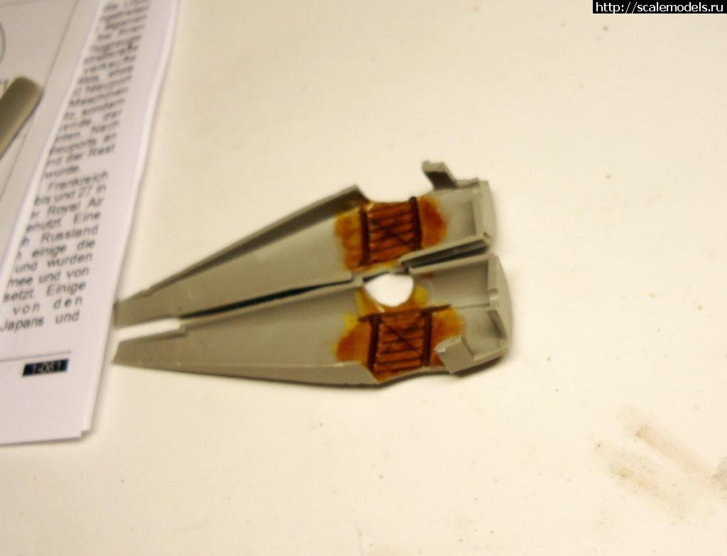 #812847/ БЕЛЫЕ-1/72-Nieuport 27 - 1й Летный полк УГА 1919г.-ГОТОВО! Закрыть окно