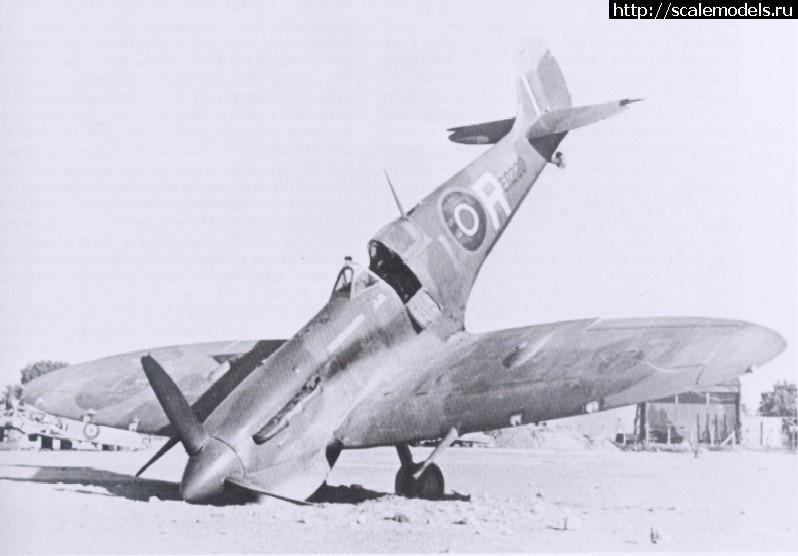 Spitfire Mk.Vb/TROP (HobbyBoss) - Scorpius - ГОТОВО Закрыть окно