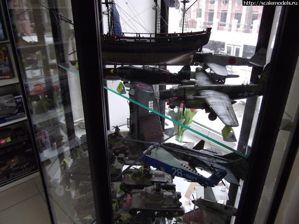 В Калуге открылся магазин сборных моделей Закрыть окно