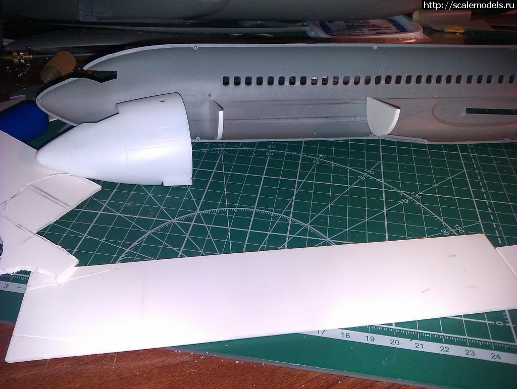 Задел: Boeing 727-200 KMC Models 1/72 Закрыть окно