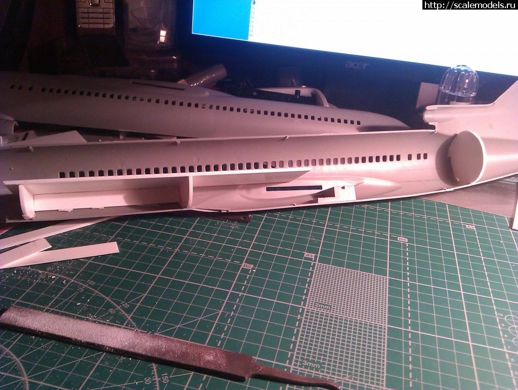 #847436/ Задел: Boeing 727-200 KMC Models 1/72 Закрыть окно