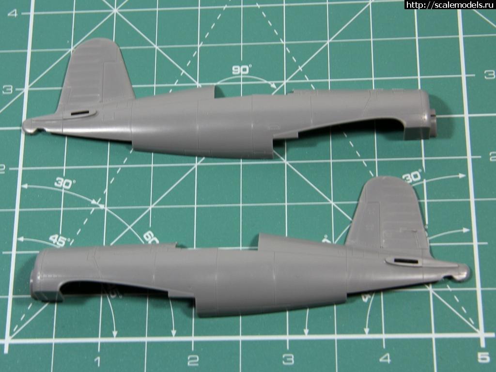 #857344/ Vought F4U-1D Corsair от Tamiya 1/72 (Обсуждение) Закрыть окно